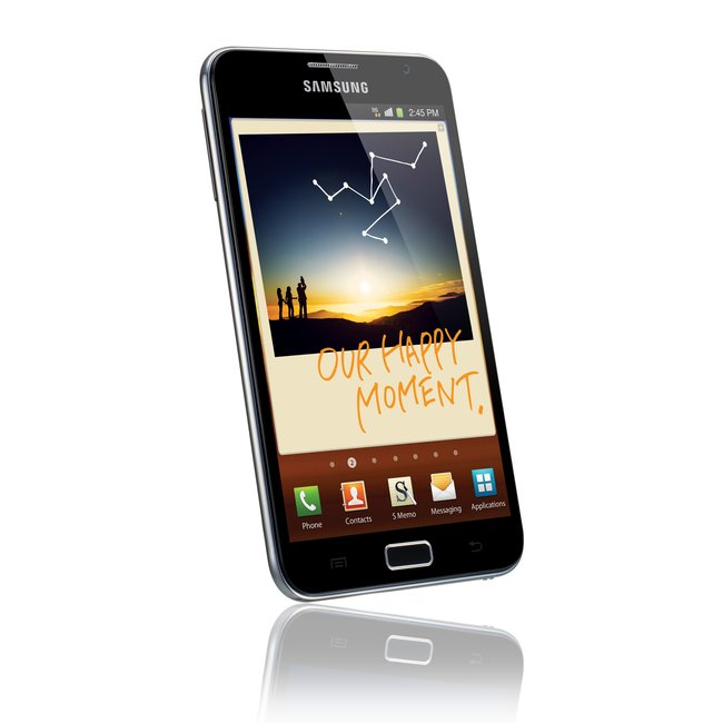 Samsung Galaxy Note brings a pen to the smartphone tablet space - photo 3