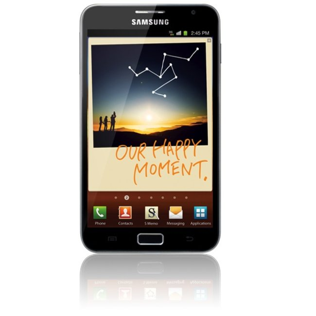 Samsung Galaxy Note brings a pen to the smartphone tablet space - photo 6