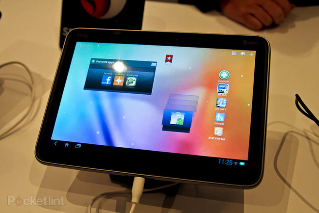 HTC Jetstream pictures and hands-on - photo 2