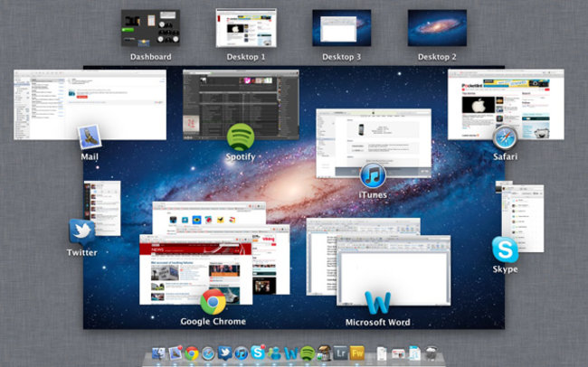 Mac OS X Lion - 32 tips for beginners - photo 1