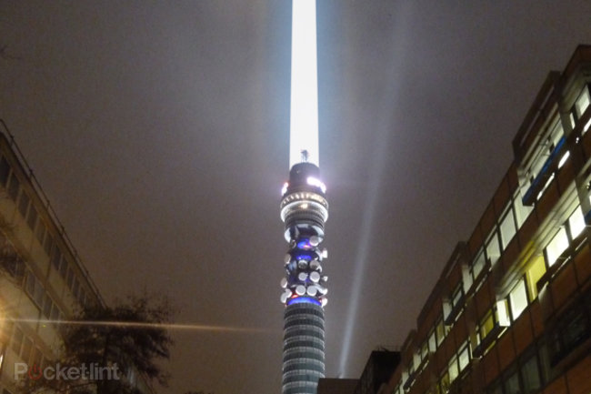 London's BT Tower to become giant lightsaber for Star Wars Blu-ray launch - photo 1