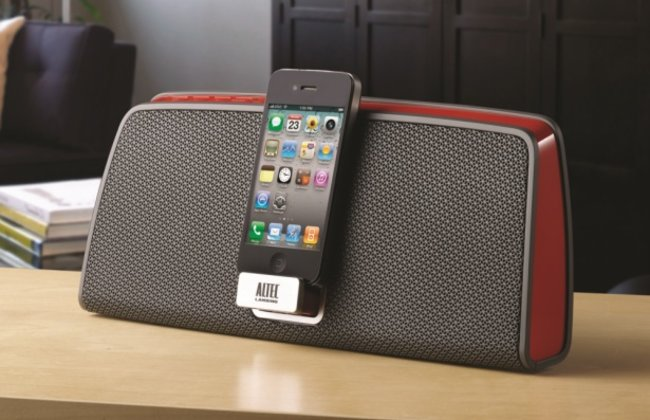 Altec Lansing wants you inMotion with the iMT630 - photo 1