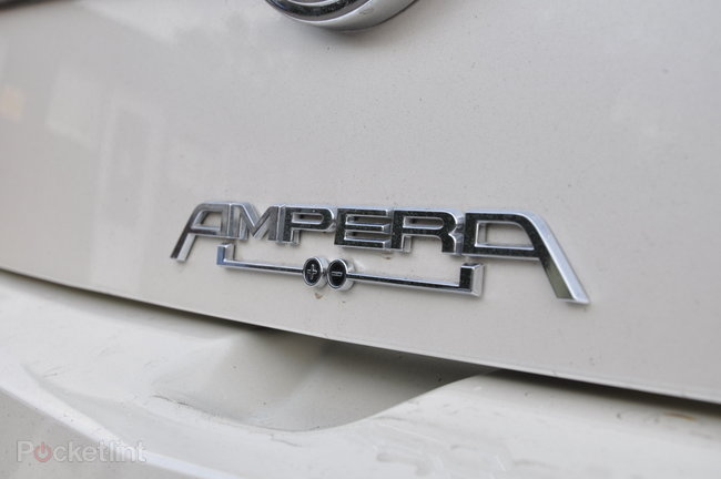 Vauxhall Ampera pictures and hands-on - photo 2