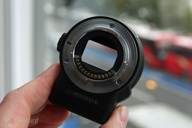 Expanding the Nikon 1 system: Accessories and concepts   - photo 6