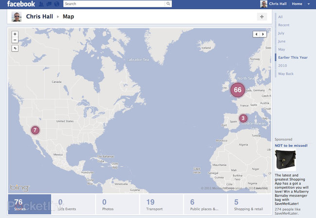 Facebook explored: New design features explained - photo 13