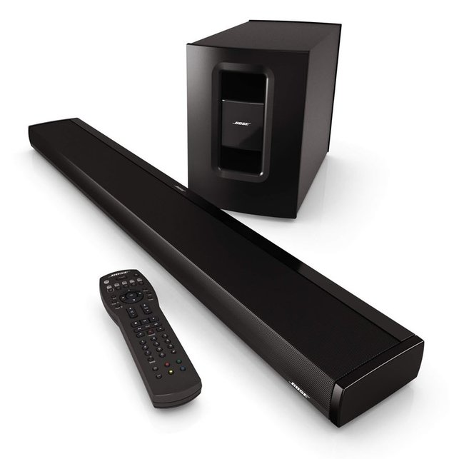 gallery bose lifestyle 135 and cinemate 1 sr soundbar systems launched photo 1 pocket lint. Black Bedroom Furniture Sets. Home Design Ideas