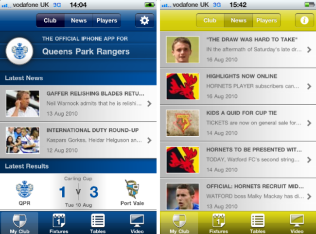 Best iPhone sports apps - photo 3