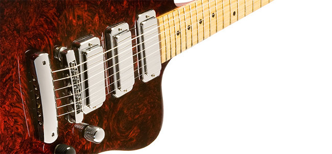 Gibson Firebird X limited edition guitar tunes in - photo 4