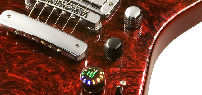 Gibson Firebird X limited edition guitar tunes in - photo 9