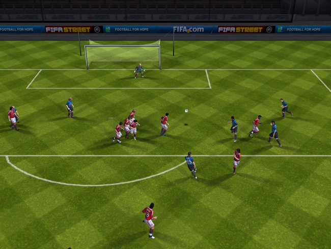 APP OF THE DAY: FIFA 12 review (iPad / iPhone / iPod touch) - photo 24