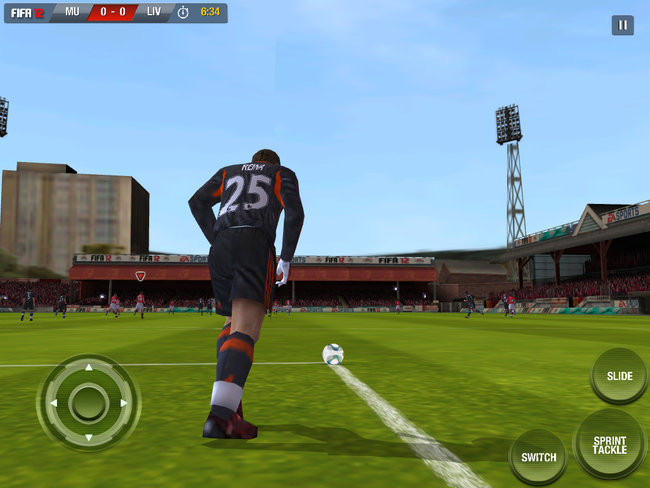 APP OF THE DAY: FIFA 12 review (iPad / iPhone / iPod touch) - photo 28