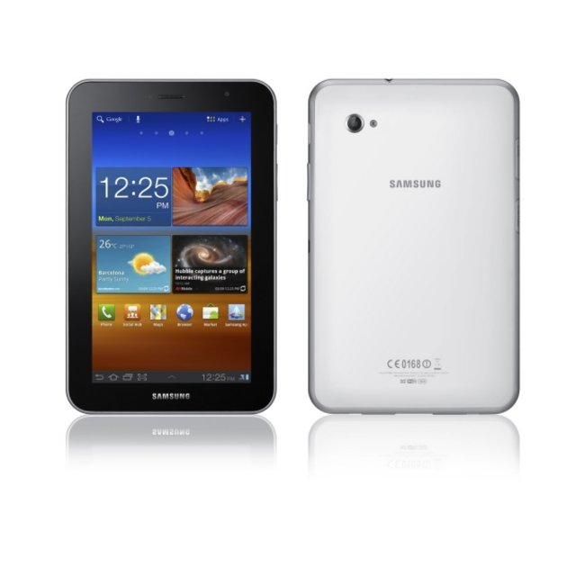 Samsung Galaxy Tab 7 Plus: UK release, Honeycomb, and new design - photo 1