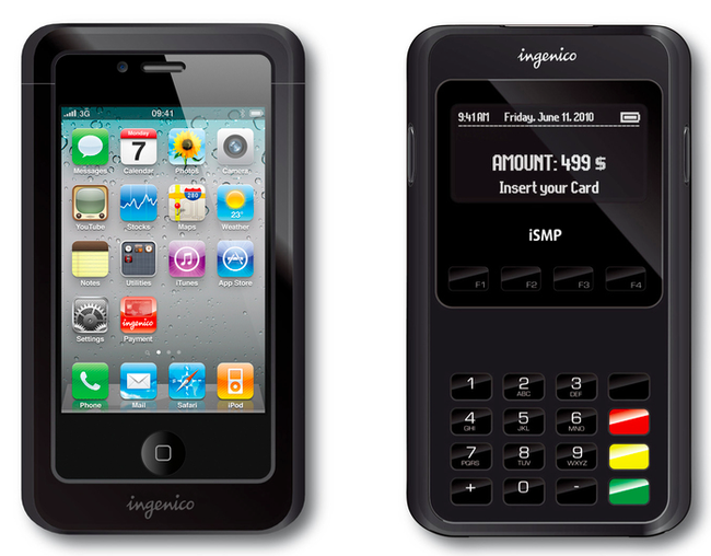 iPhone Chip and Pin device lets you take payments on the go - photo 3