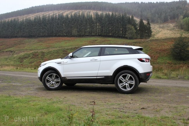 Range Rover Evoque pictures and hands-on - photo 16