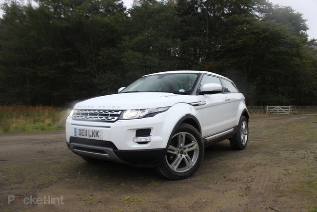 Range Rover Evoque pictures and hands-on - photo 18