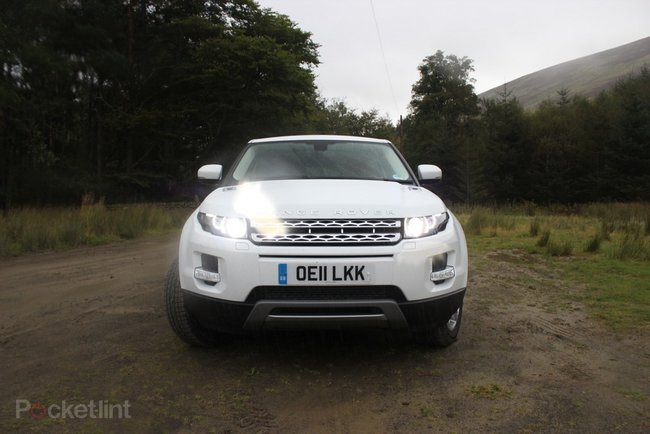 Range Rover Evoque pictures and hands-on - photo 19