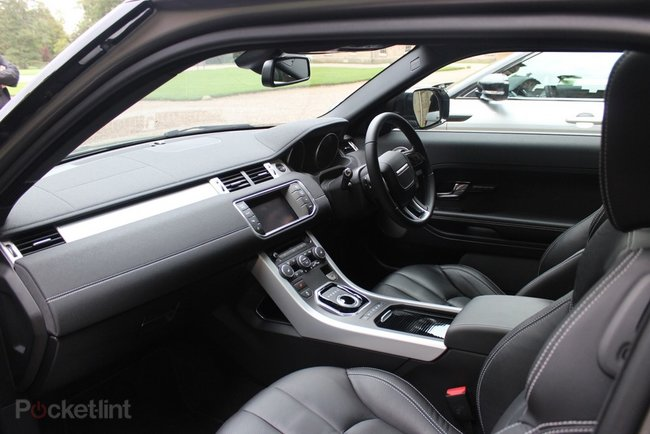 Range Rover Evoque pictures and hands-on - photo 6