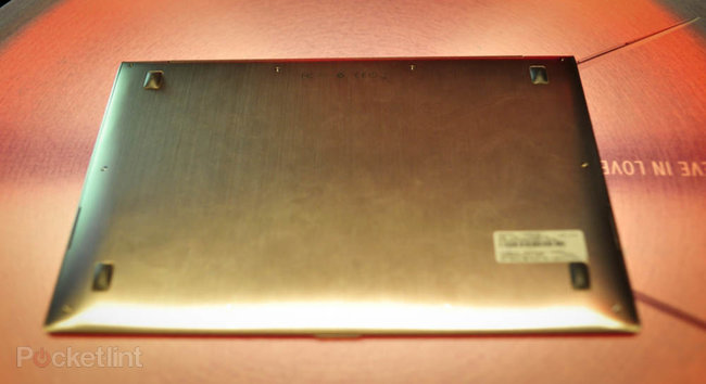 Asus Zenbook UX21 and UX31 Ultrabook pictures and hands-on - photo 2