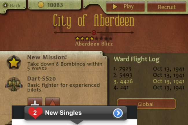 APP OF THE DAY: Steambirds: Survival review (iPhone) - photo 3