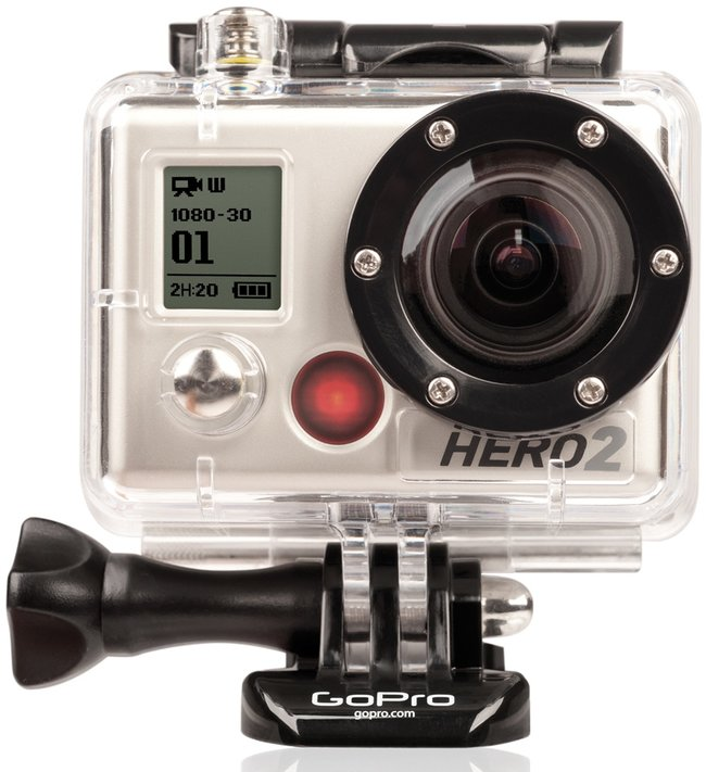 GoPro HD Hero2 11-megapixel action all systems go - photo 2