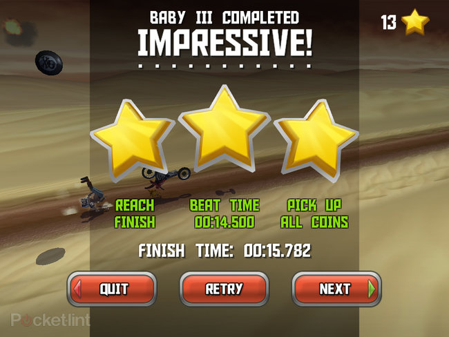 APP OF THE DAY: Bike Baron review (iPad / iPhone / iPod touch) - photo 8