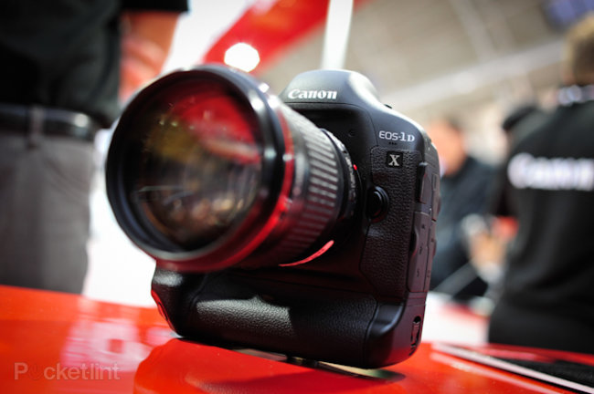 Canon EOS-1D X pictures and hands-on - photo 1