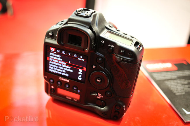 Canon EOS-1D X pictures and hands-on - photo 3