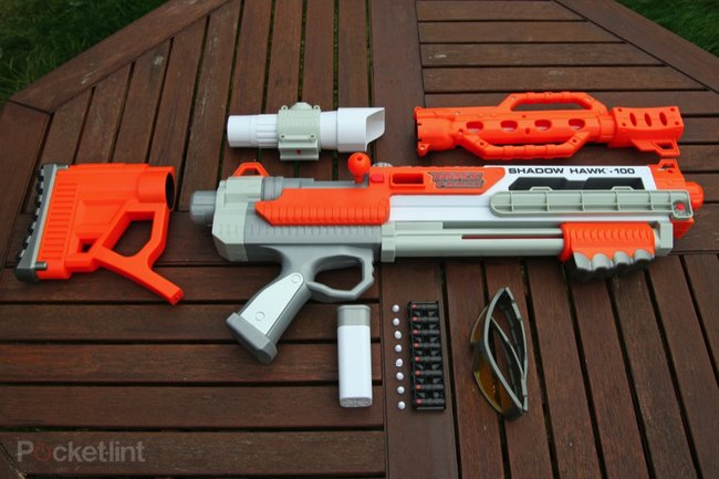 Max Force Shadow Hawk 100 pictures and hands-on   - photo 2