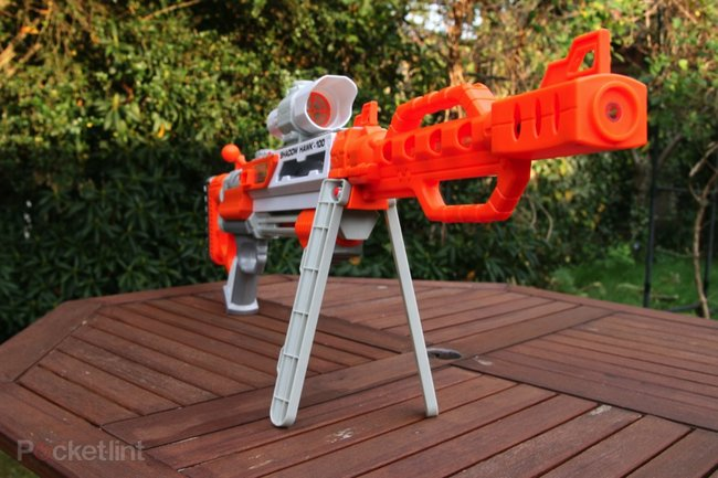 Max Force Shadow Hawk 100 pictures and hands-on   - photo 7
