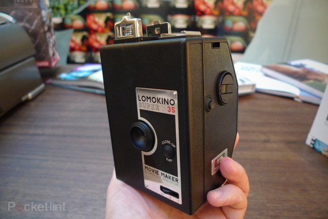 Lomography LomoKino pictures and hands-on - photo 12