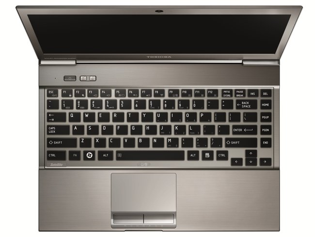 Toshiba Ultrabook range hits UK in November - photo 3