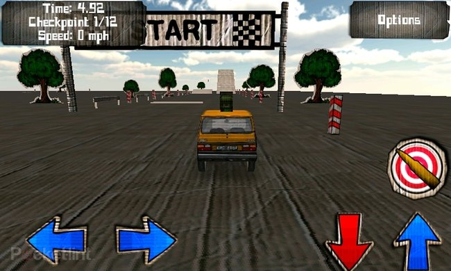APP OF THE DAY: Cars and Guns 3D review (Android & iOS) - photo 3