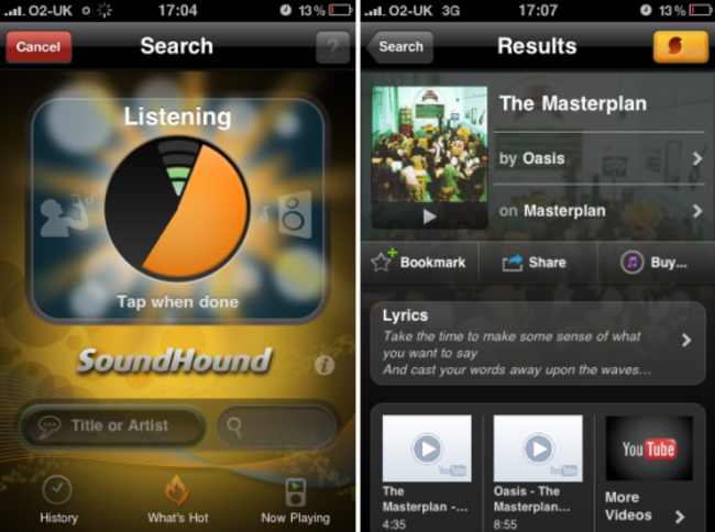 Best iPhone music apps - photo 1