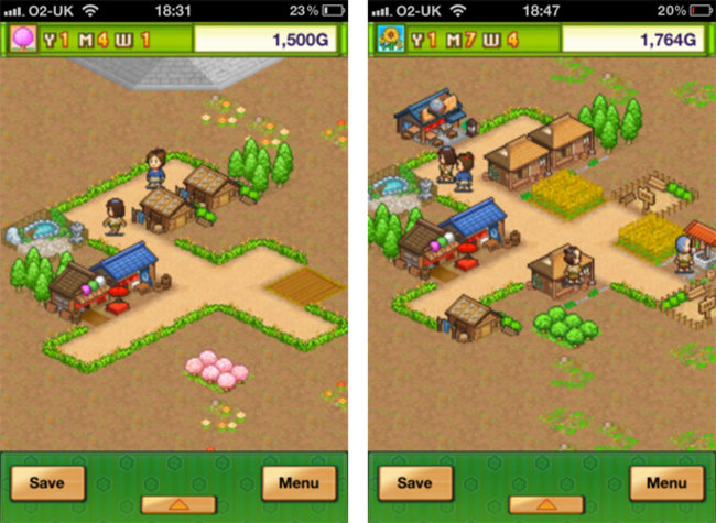 APP OF THE DAY: Oh! Edo Towns review (iOS) - photo 2
