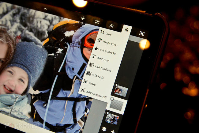 Adobe Photoshop Touch for Android pictures and hands-on - photo 21