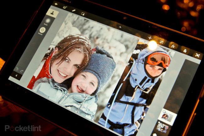 Adobe Photoshop Touch for Android pictures and hands-on - photo 8