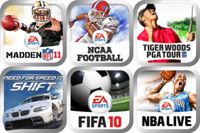 Best iPhone games: sports - photo 1