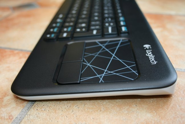 Logitech Wireless Touch Keyboard K400 pictures and hands-on - photo 8