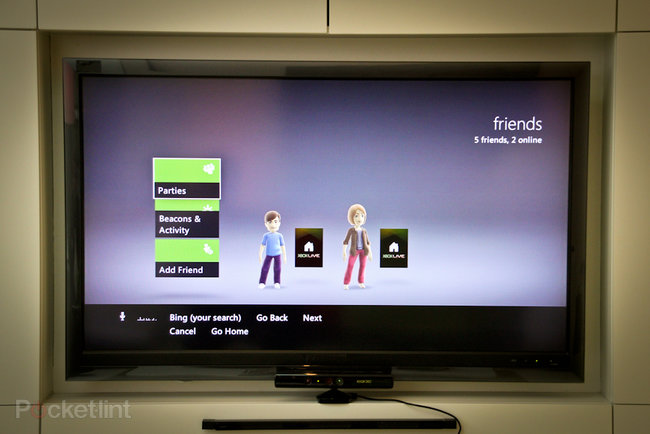 Xbox 360 Dashboard update pictures and hands-on - photo 18