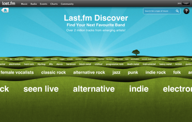 Microsoft tunes in Last.fm for IE9 HTML5 scrobbling  - photo 2