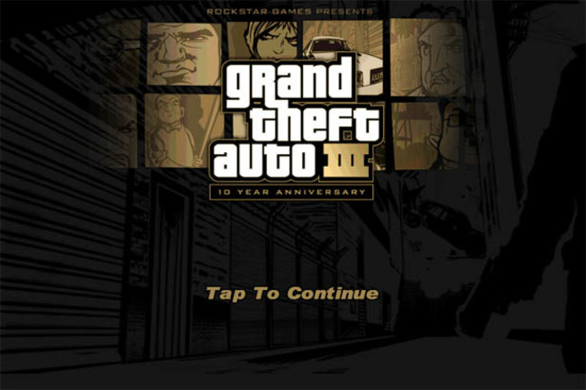 APP OF THE DAY: Grand Theft Auto 3 - photo 1