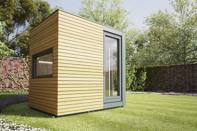 Micro Pod - the garden shed for the Apple generation - photo 2