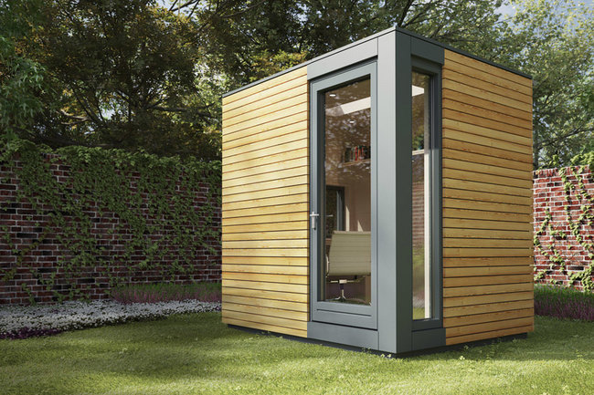 Micro Pod - the garden shed for the Apple generation - photo 3