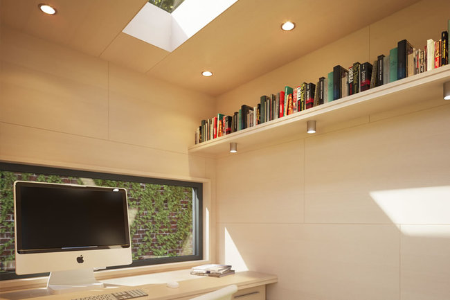 Micro Pod - the garden shed for the Apple generation - photo 4
