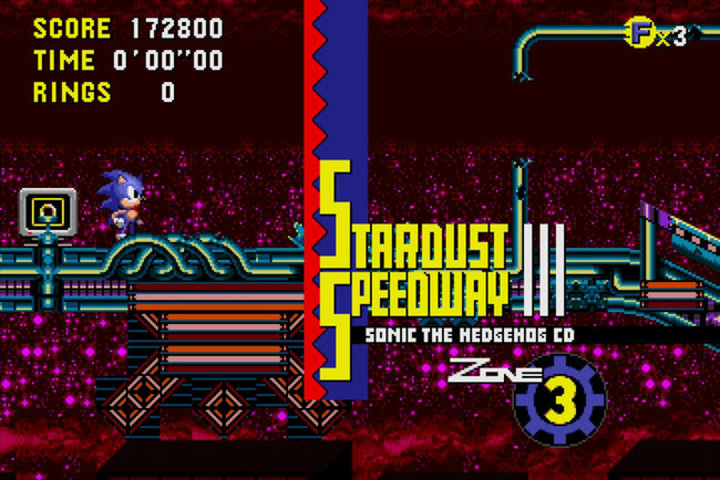 APP OF THE DAY: Sonic CD review (iPhone) - photo 3