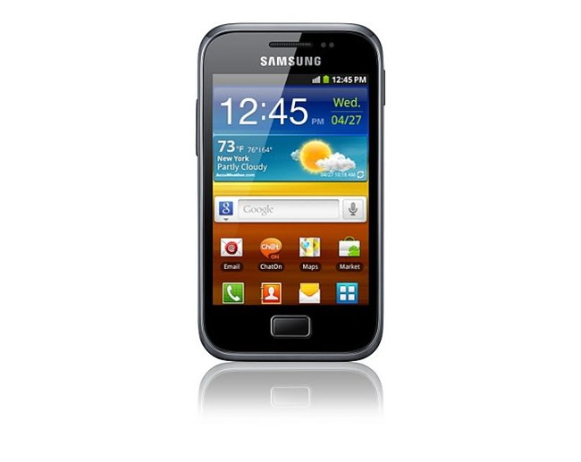 Samsung Galaxy Ace Plus officially lands - photo 2
