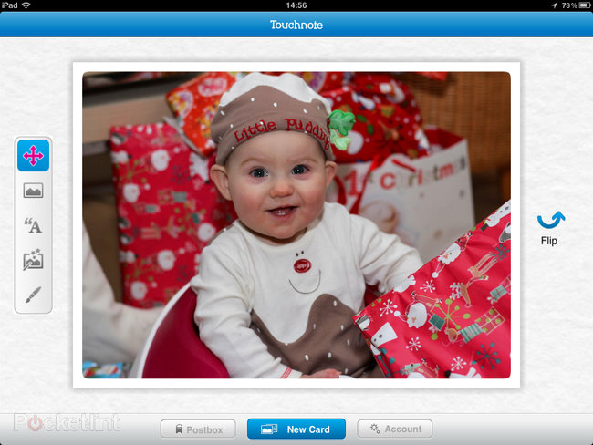 APP OF THE DAY: Touchnote Postcards for iPad review - photo 2