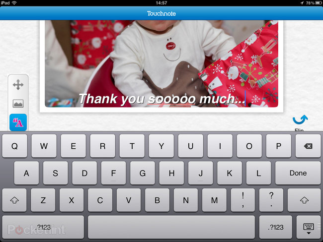 APP OF THE DAY: Touchnote Postcards for iPad review - photo 4