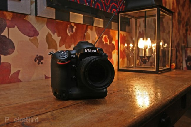 Nikon D4 pictures and hands-on - photo 2