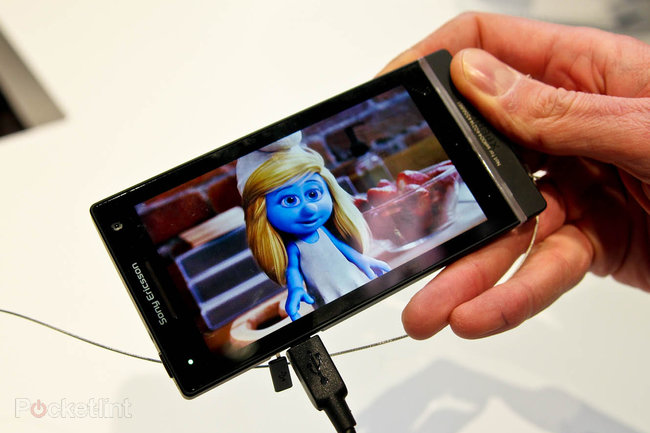 Sony Xperia S pictures and hands-on - photo 20